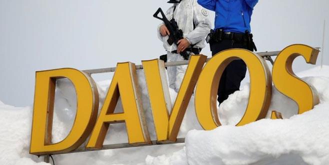 'Davos' başlıyor