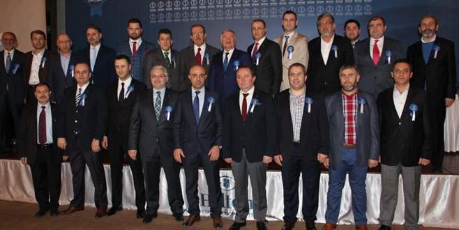MÜSİAD Bursa'nın yeni başkanı Gürses