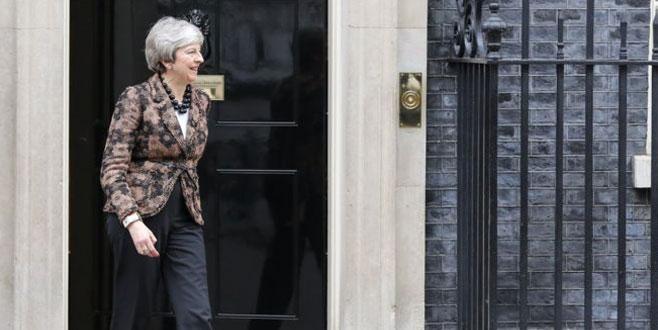 Theresa May'in B planı İngiliz basınında