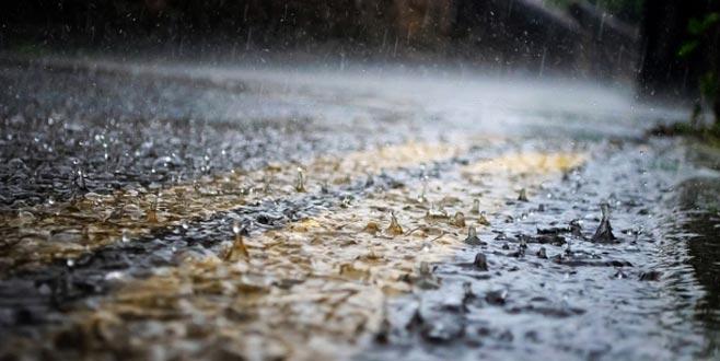 Meteorolojiden Bursa için flaş uyarı! Yarına dikkat...