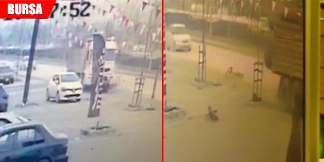 Kaldırımda yürüyen Suriyeliyi ezen kamyon şoförü tutuklandı