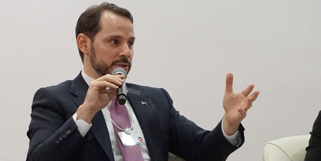 Albayrak: Türk ekonomisinin eşsiz avantajları var