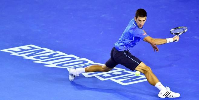 Son finalist Dojokovic