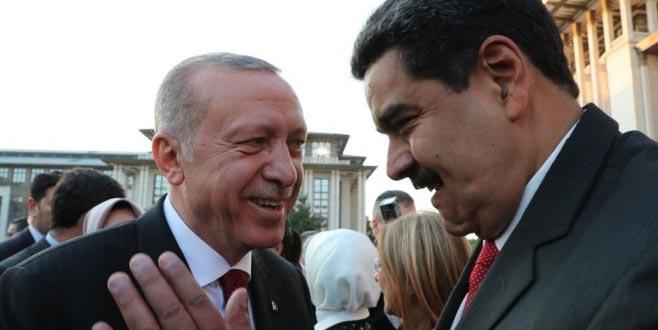 Türkiye ve Venezuela neden yakınlaştı?