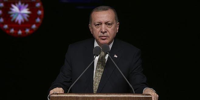 Erdoğan: Kentsel dönüşüm gönüllülük esasına dayalıdır