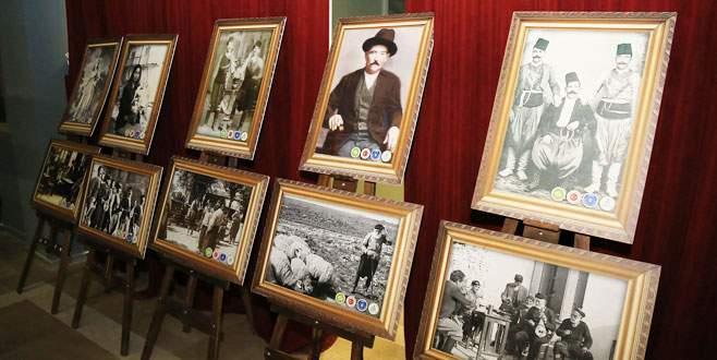 'Ben Bir Mübadil Torunuyum' sergisi Bursa'da
