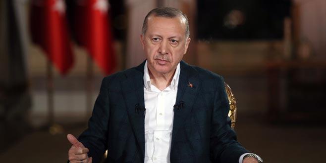 Erdoğan: Koalisyon güçlerine güvenemeyiz