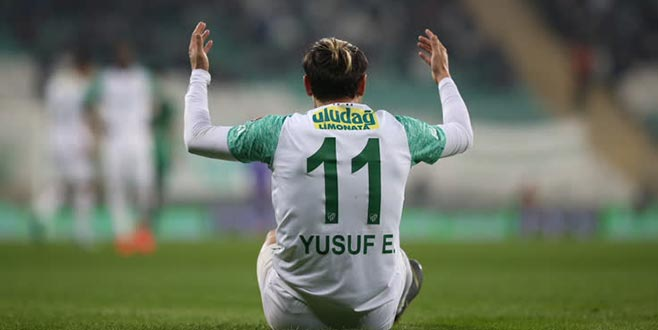 Yusuf Erdoğankulübeye çekildi