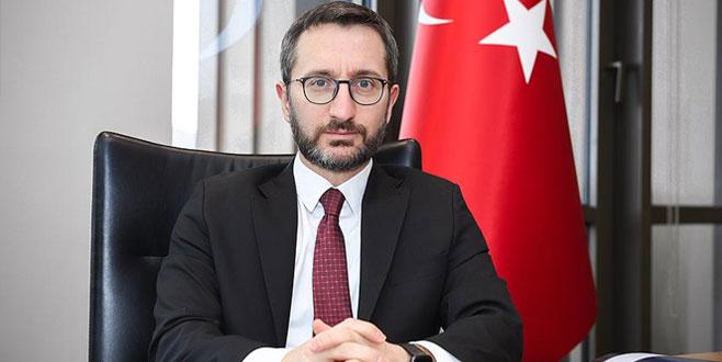 Fahrettin Altun'dan 1915 olaylarına ilişkin açıklama