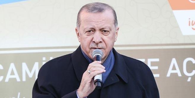 Erdoğan: Halde terör estirenlerin işini bitireceğiz