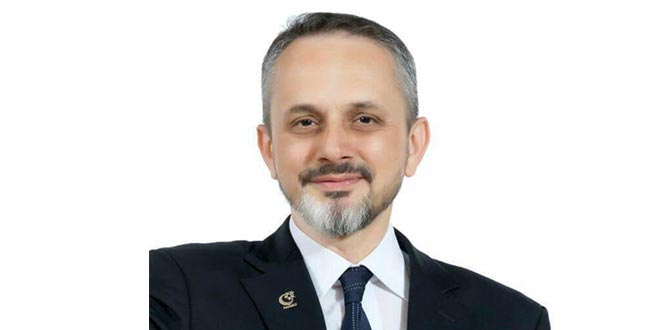 SP'nin Osmangazi adayı Gökhan Gerçek
