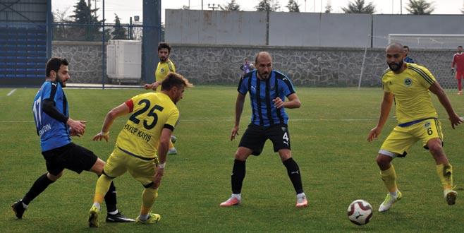 Karaca çok mutlu: 2-1