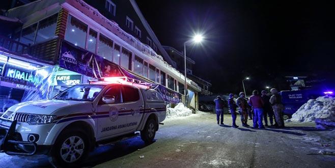 Uludağ'daki silahlı kavgada gözaltı sayısı arttı