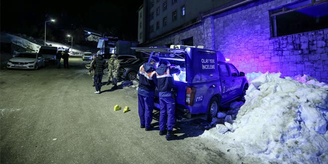 Uludağ'daki silahlı kavgada detaylar ortaya çıktı