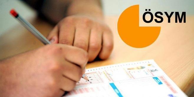 Yükseköğretim Kurumları Sınavı kılavuzu yayımlandı