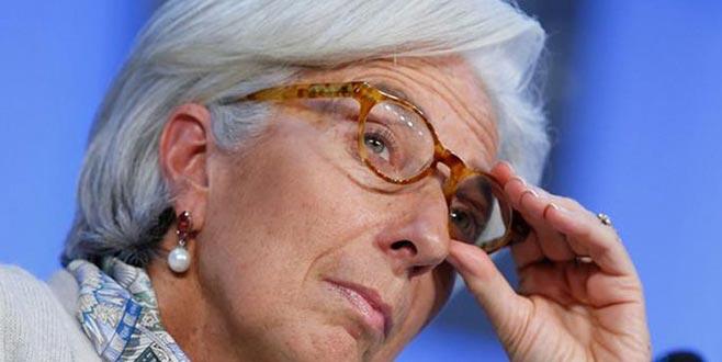 IMF'den fırtına uyarısı