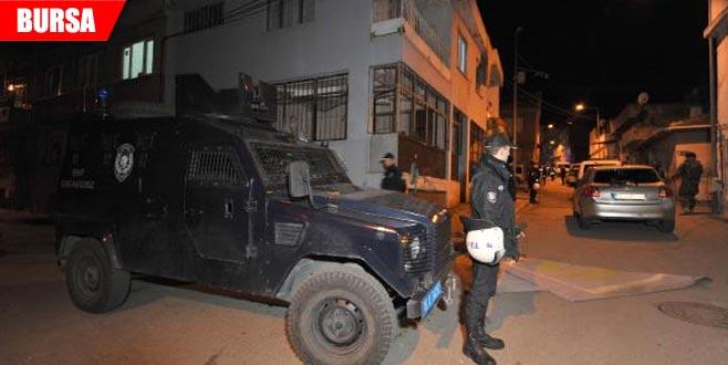 4 bin polisle 'Narko Timsah' operasyonu
