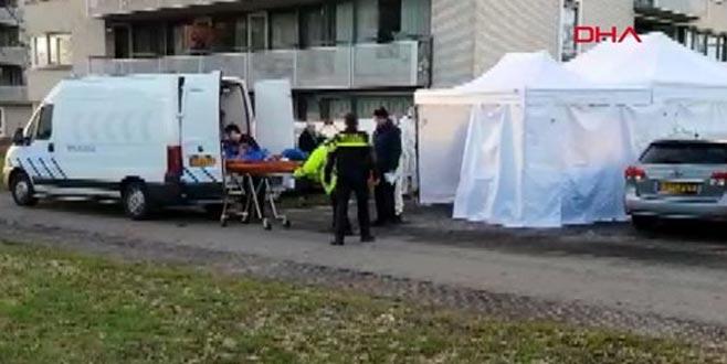 Hollanda'da Türk işadamına silahlı saldırı