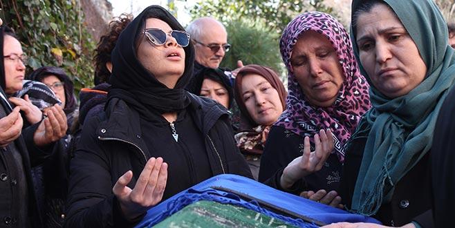 Bursa'da yürek burkan veda