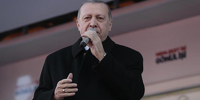 Cumhurbaşkanı Erdoğan: Türkiye çok kritik bir seçim yaşayacak