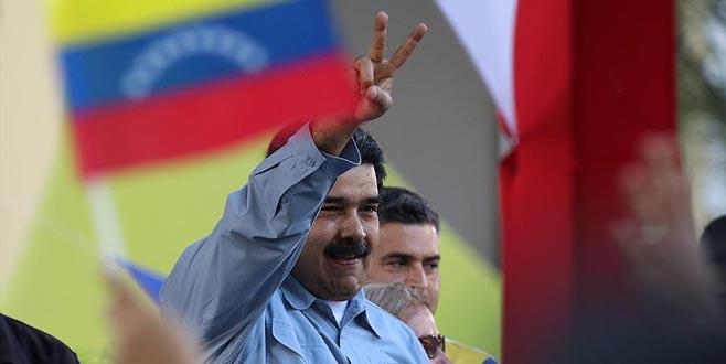 Maduro, ABD ile gizlice görüşmüş