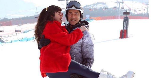Kucakta snowboard