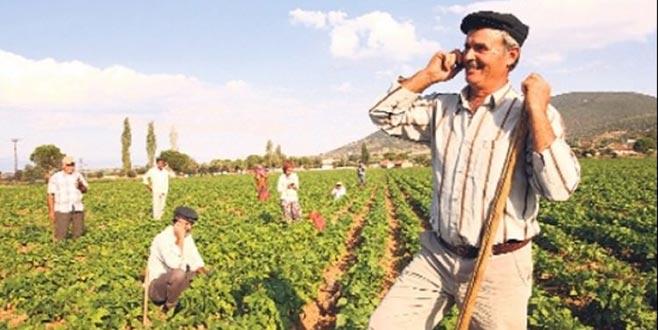 E-Çiftçi sistemi devreye girdi