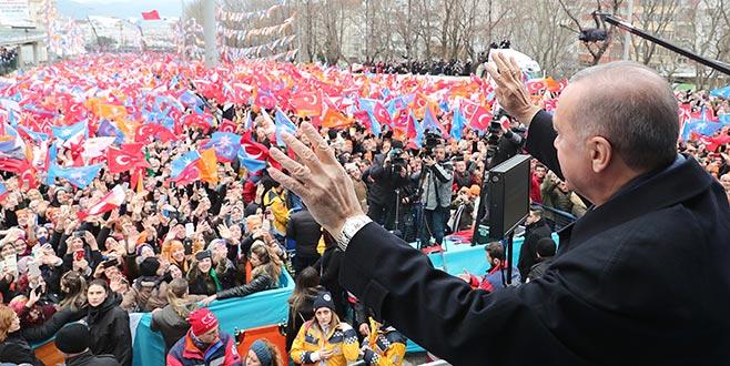 Cumhurbaşkanı Erdoğan: Bursa'ya yatırım yağacak