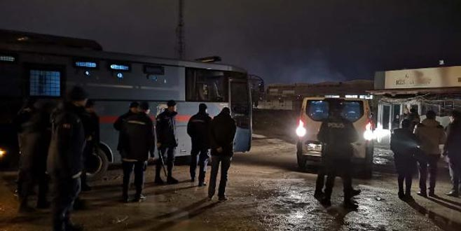 Bursa'da işlenen cinayette mahkeme keşif yaptı