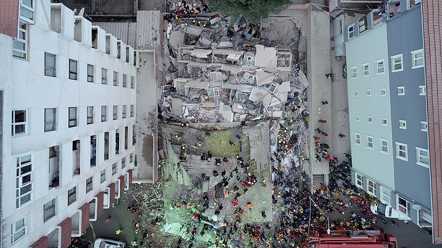 Kartal'da çöken binadaki ihmaller, bilirkişi raporunda! Meğer...