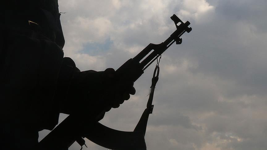Terör örgütü PKK'nın infaz yeri 'Lolan Kampı'