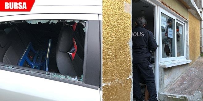Polisin dikkati sayesinde yakayı ele verdi