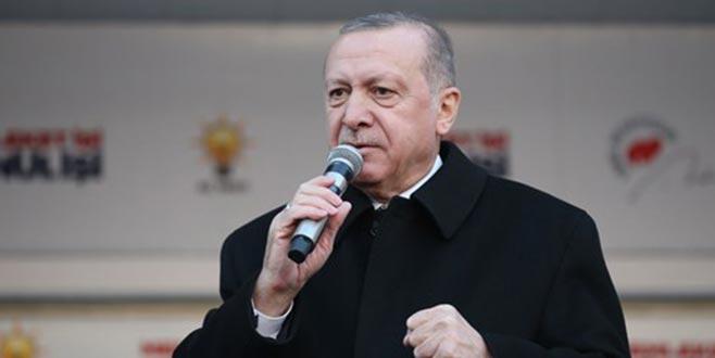 Cumhurbaşkanı Erdoğan duyurdu: 20 bin atama müjdesi
