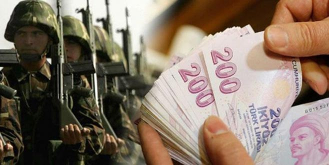 Bedelli askerlik ücreti ne kadar olacak?