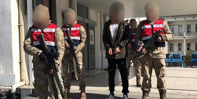 Alçak plan çöktü! PKK'nın bombacısı yakalandı...