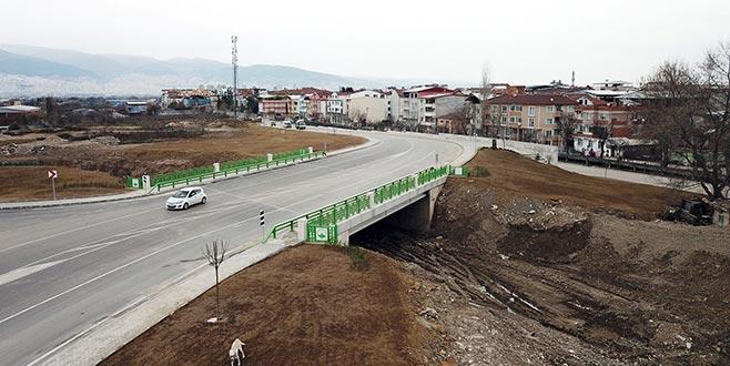 Köprü açıldı! Ulaşım çilesi sona erdi