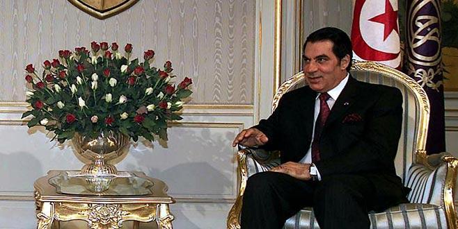 Bin Ali'nin 450 milyondolarına el konuldu