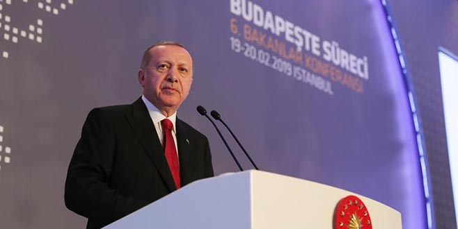 Cumhurbaşkanı Erdoğan: Bunlar gizleniyor, konuşulmuyor