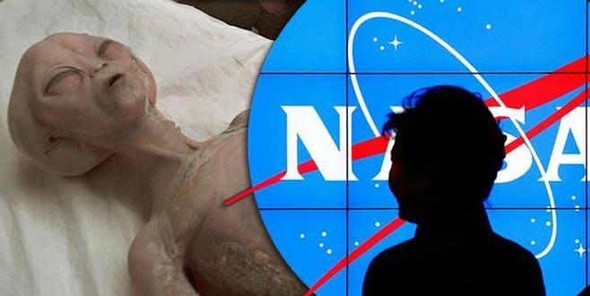 NASA uzaylılar için resmen harekete geçti!