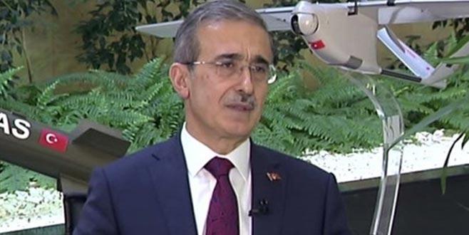 Savunma Sanayii Başkanı'ndan S-400 ve Patriot açıklaması