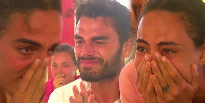 Survivor'da duygusal anlar! Gözyaşlarını tutamadılar
