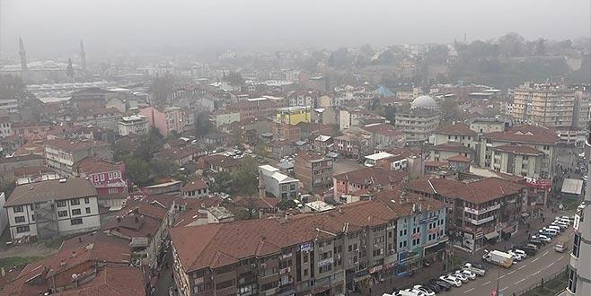 Marmara için sis uyarısı