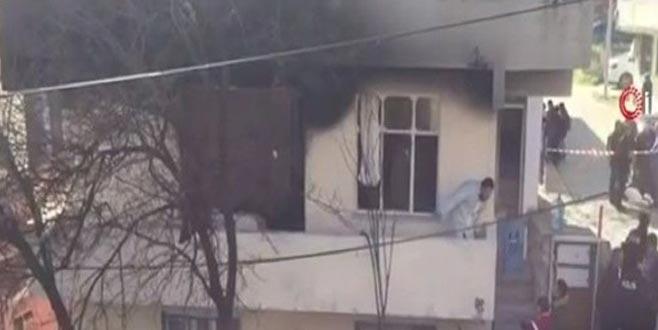 Binada patlama: 1 ölü