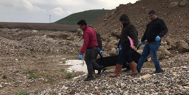 Suriye sınırında 3 kadın cesedi bulundu