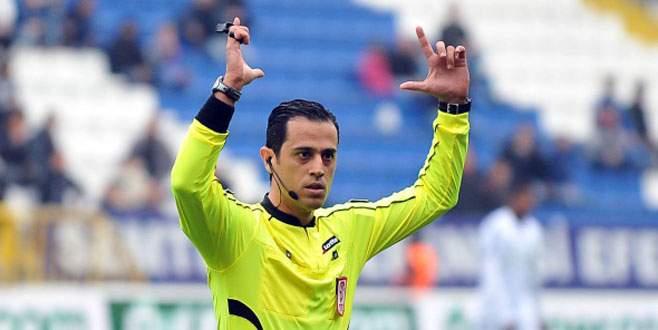 Karagümrük kupa maçını Ulusoy yönetecek