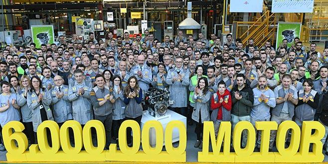 Oyak Renault'dan yeni rekor