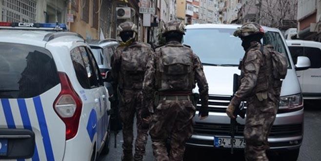 'Arap Emrah' gecekonduda yakalandı