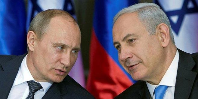 Putin ile Netanyahu telefonda görüştü