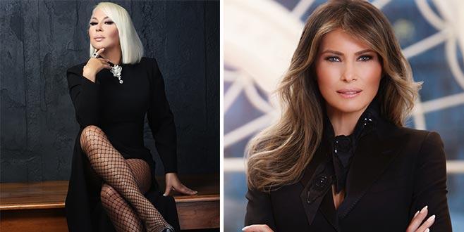 Melania Trump'la buluşacak