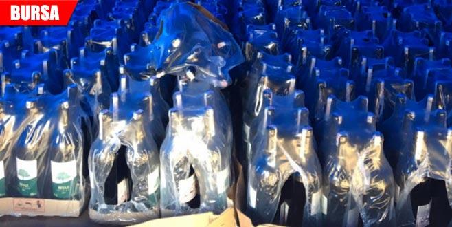Kaçakçılara 157 bin liralık darbe